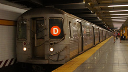 Finding G-d on the D Line, by Cantor Benny Rogosnitzky